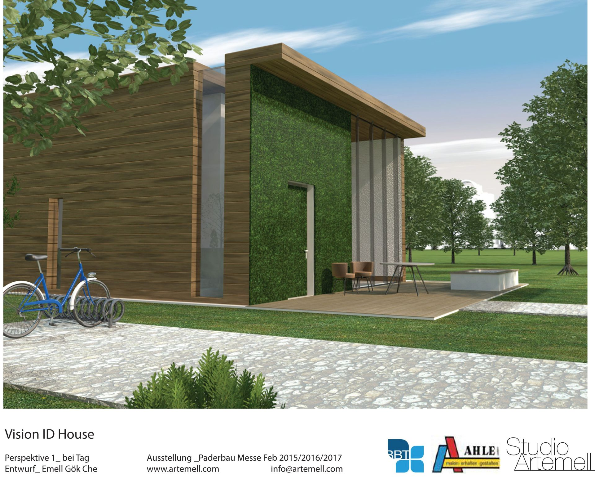 Vision-ID-House - Innovation - Malermeister Ahle
